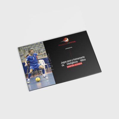 Futsal  jogos para o treinamento da inteligência tática – Contra-ataque 6746bd24f7560
