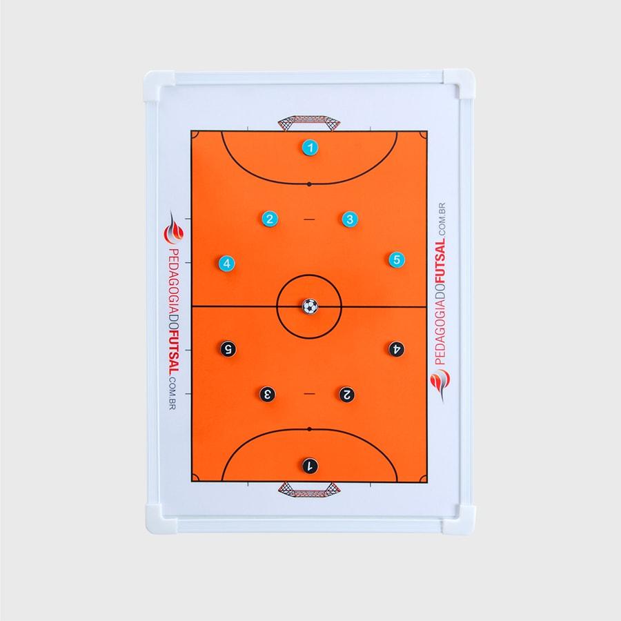 5dec508403 Prancheta de Futsal - Pedagogia do Futsal